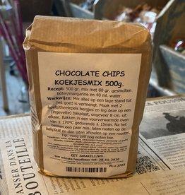 Grutterij Molen de Hoop Chocolate Chips Koekjesmix