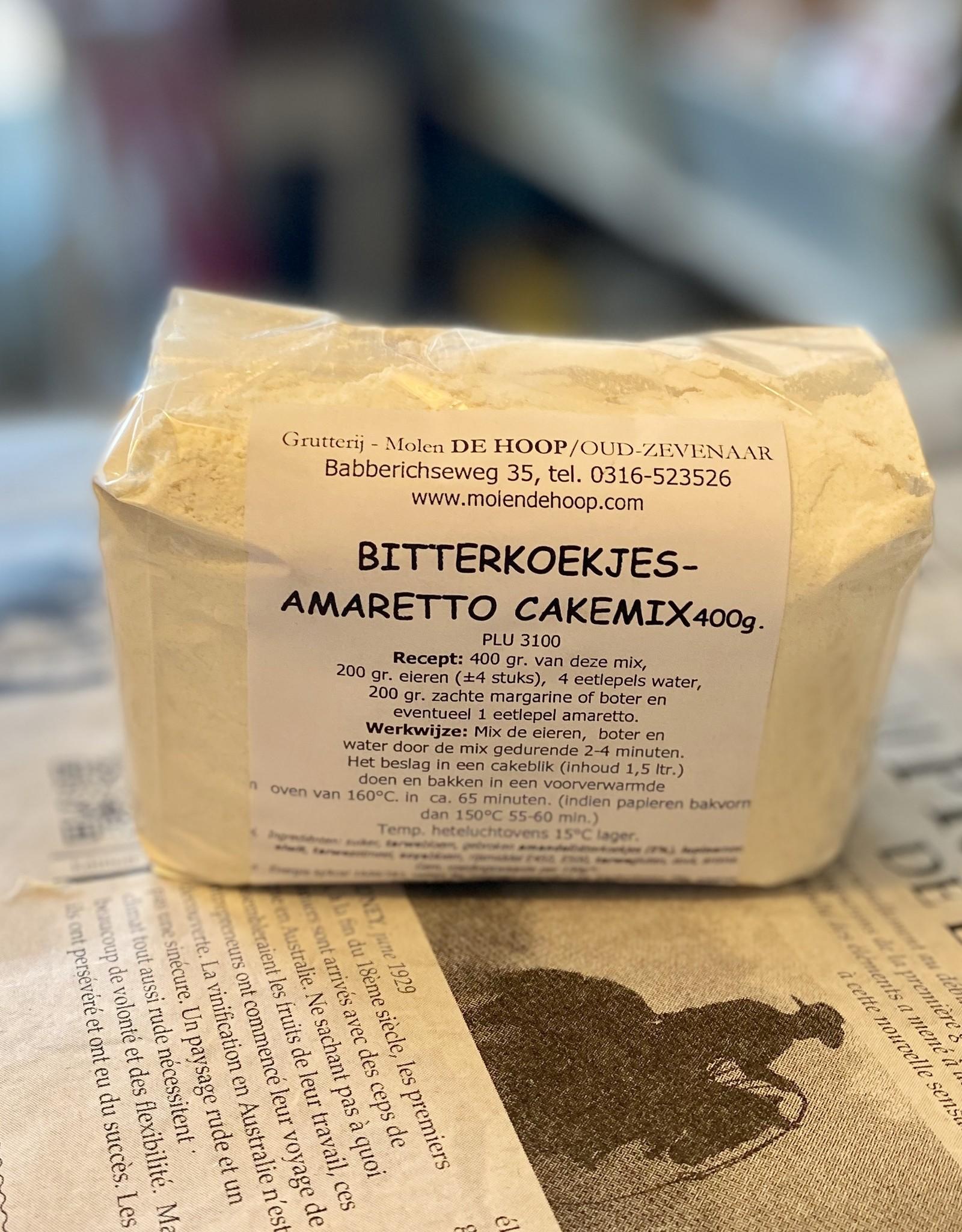 Bitterkoekjes/amaretto-cakemix