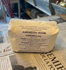 Grutterij Molen de Hoop Aardbeien-room cakemix