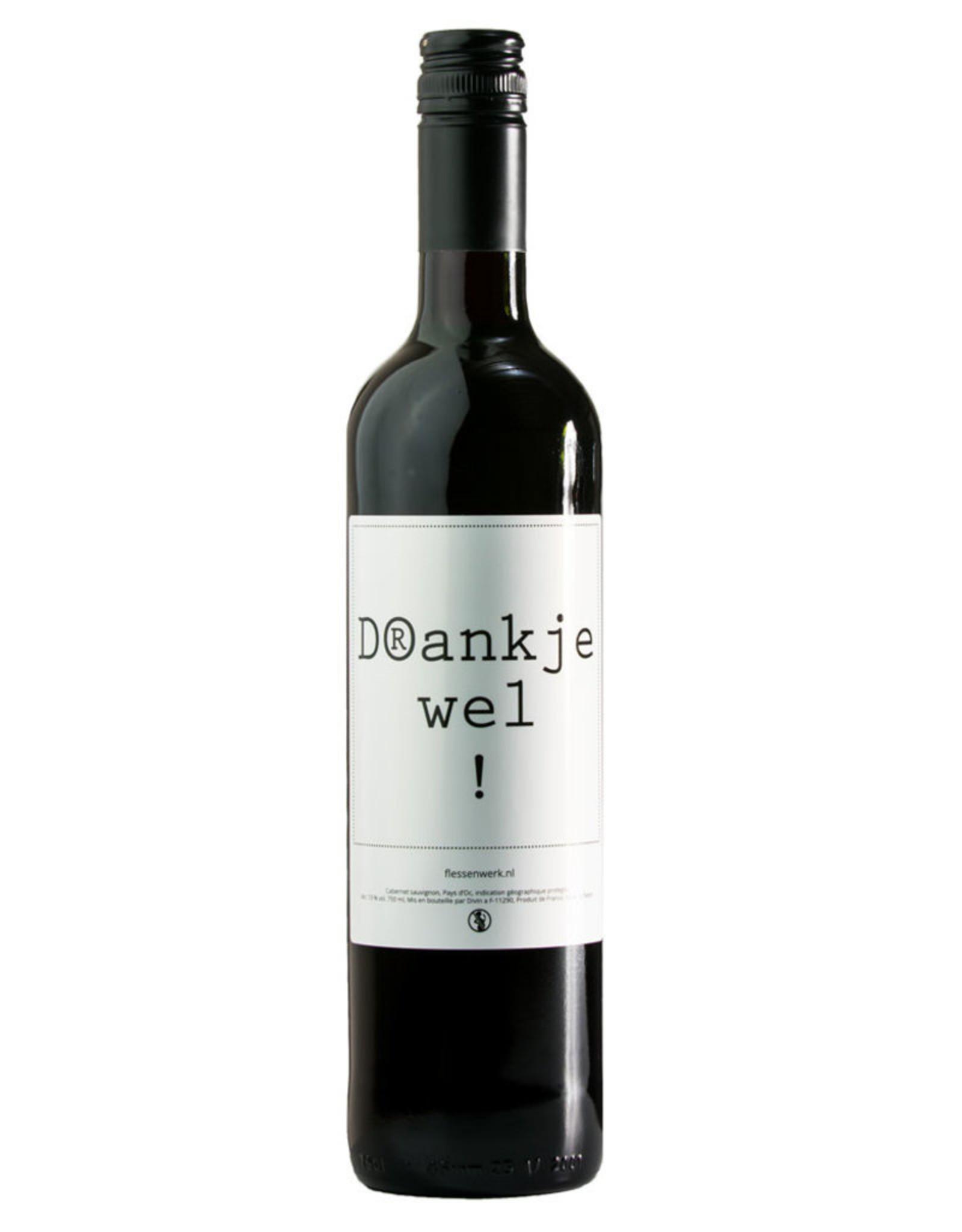 Flessenwerk Drankjewel wijn