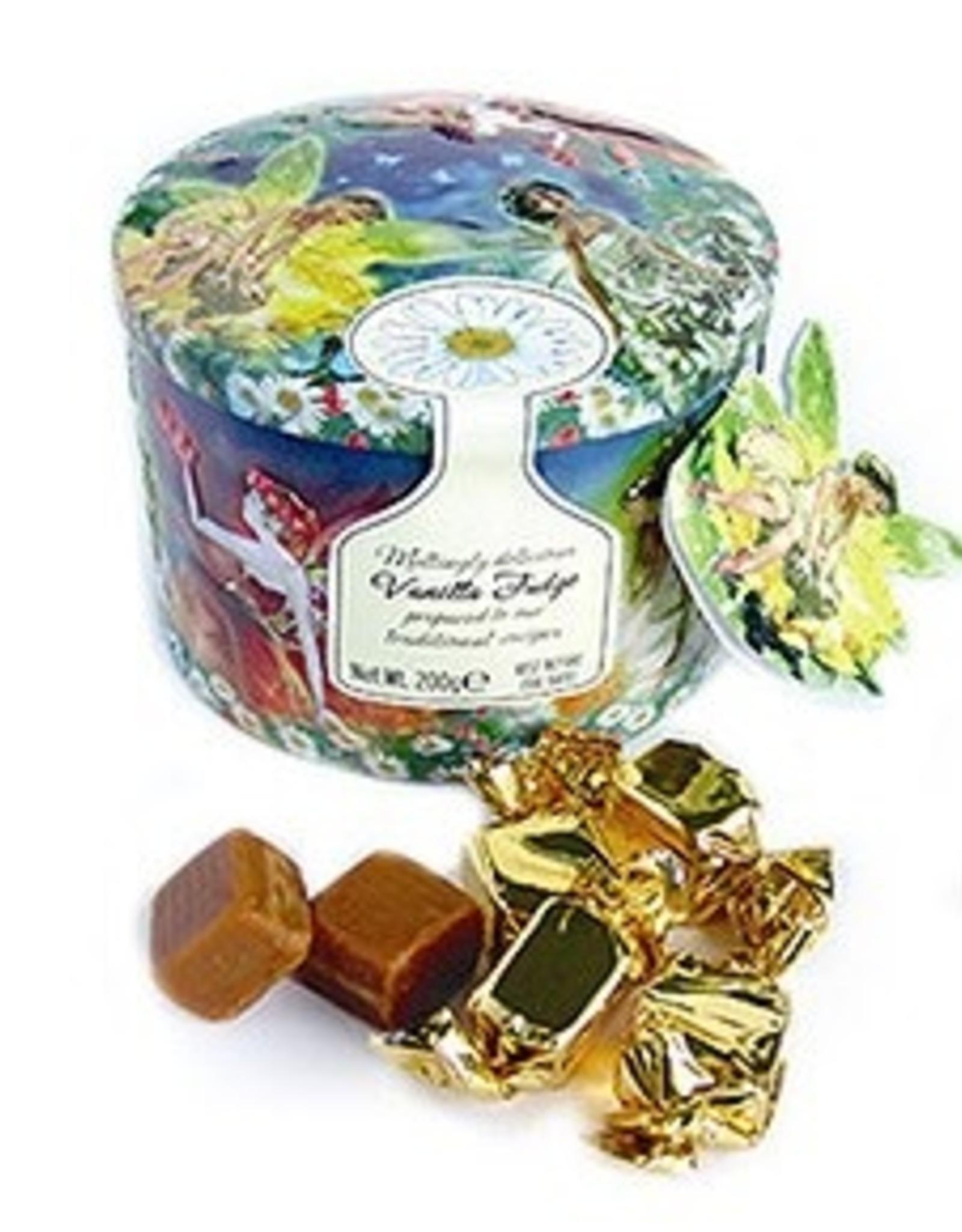 Fairy tin vanilla fudge
