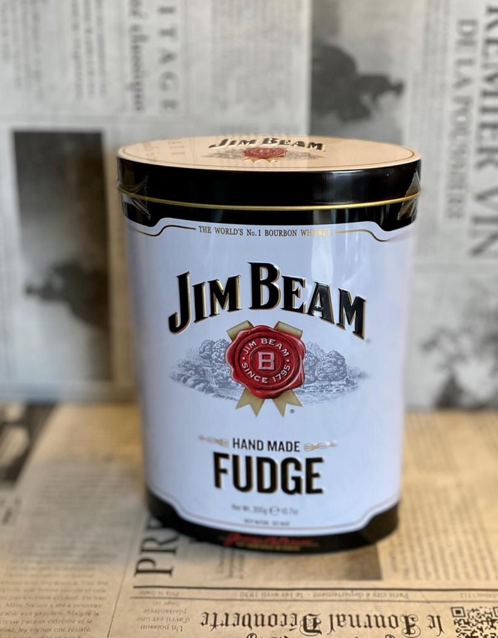 Gardiners fudge Jim beam tin Whiskey fudge