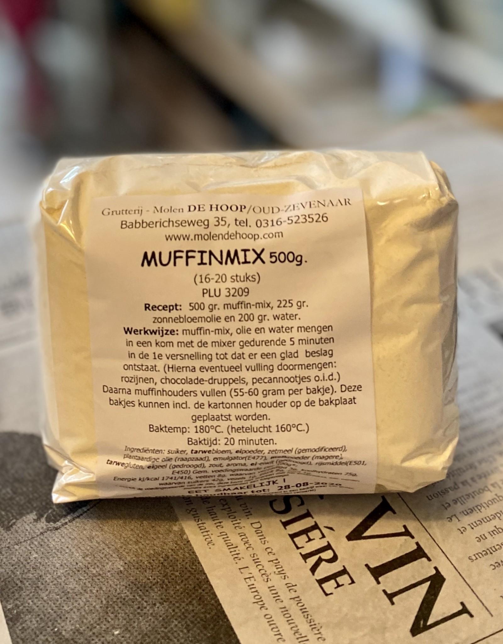 Grutterij Molen de Hoop Muffinmix