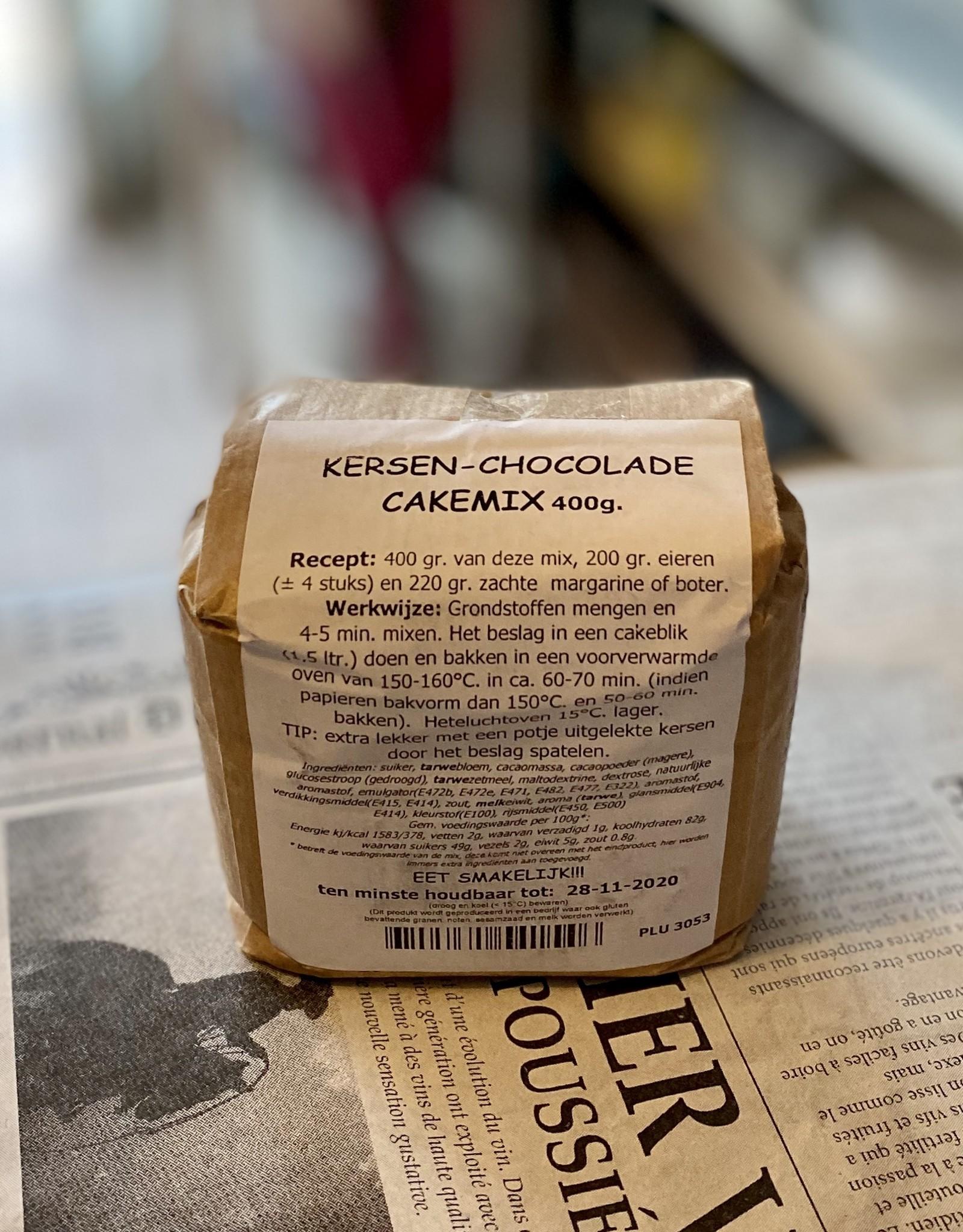 Grutterij Molen de Hoop Kersen Chocolade cakemix