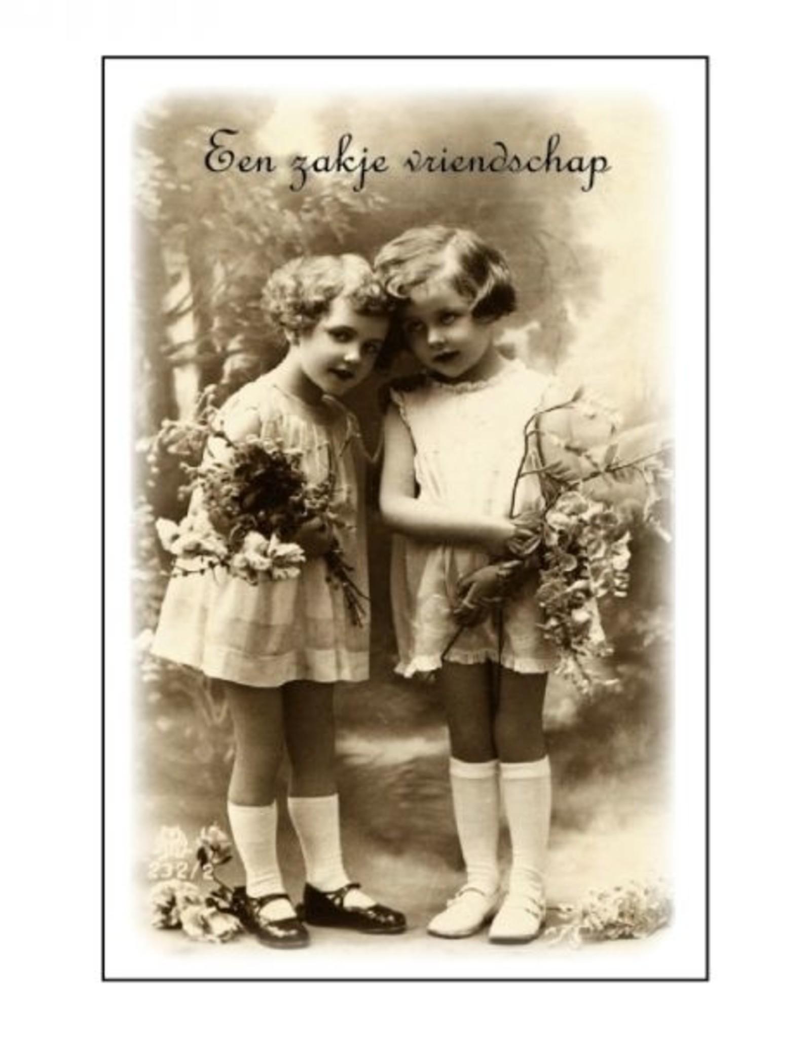 Een zakje vriendschap geurzakje