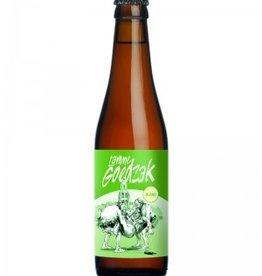 Jan Bax Lamme goedzak blond bier