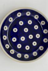 Bunzlau bordje - 10 cm
