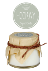 My Flame Lifestyle  - HOORAY - Geur: MINT BAMBOO