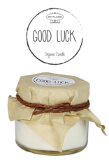 My Flame Lifestyle Sojakaars - GOOD LUCK - Geur: FRESH COTTON