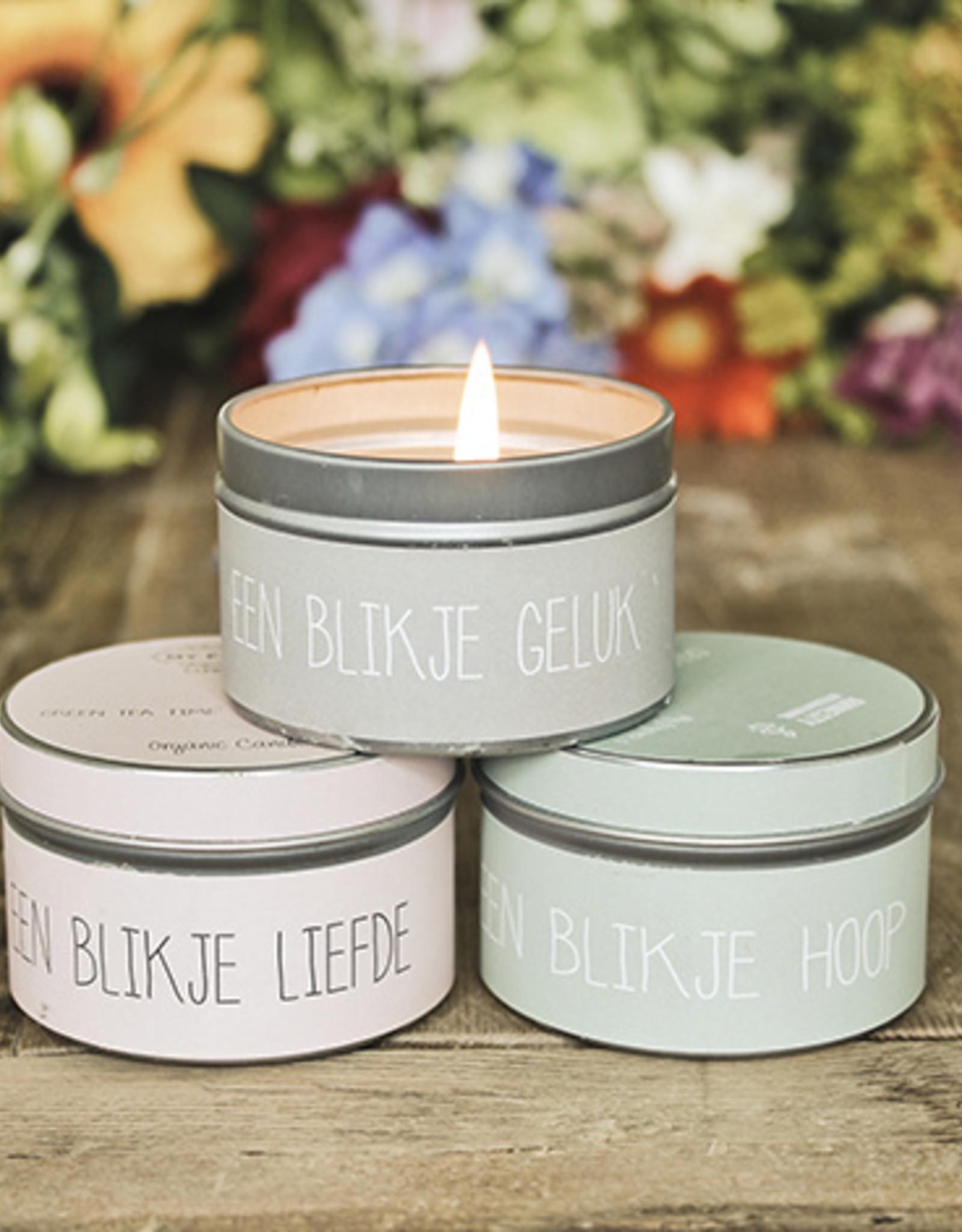 My Flame Lifestyle Geurkaars - EEN BLIKJE GELUK - Geur: FIG'S DELIGHT