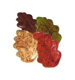 Herfstbladeren chocolade
