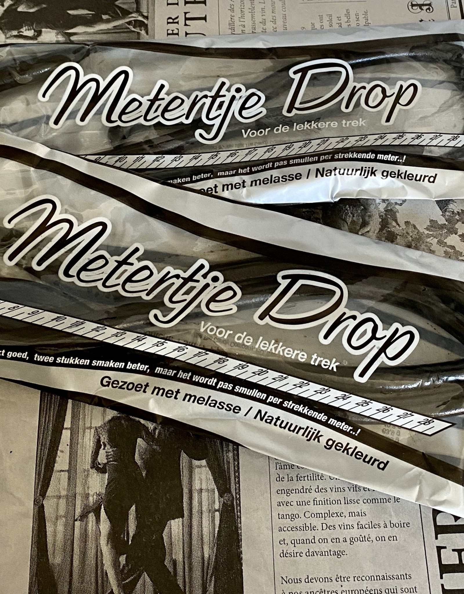 Metertje Drop