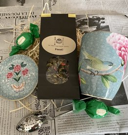 Verjaardagspakket thee, Pip Studio en chocolade
