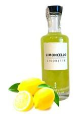 Likeur en jeneverfabriek Amsterdam Likorette Limoncello