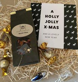 Kerstpakket Thee Holly Jolly Christmas