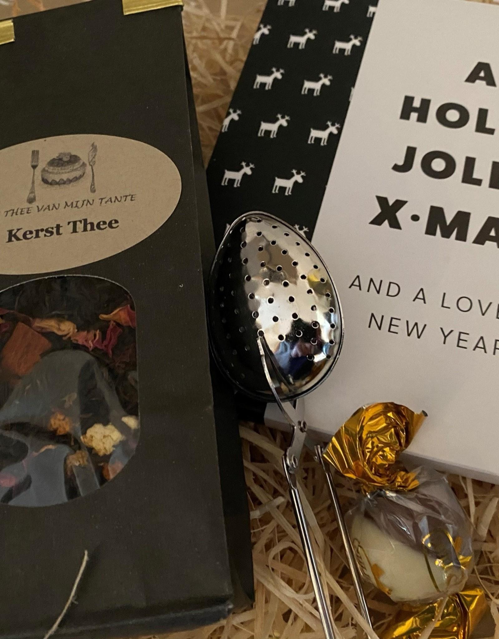 kerstpakket Kerstthee Holly Jolly Christmas