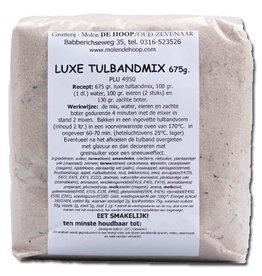 Grutterij Molen de Hoop Luxe Tulbandmix  675 gram