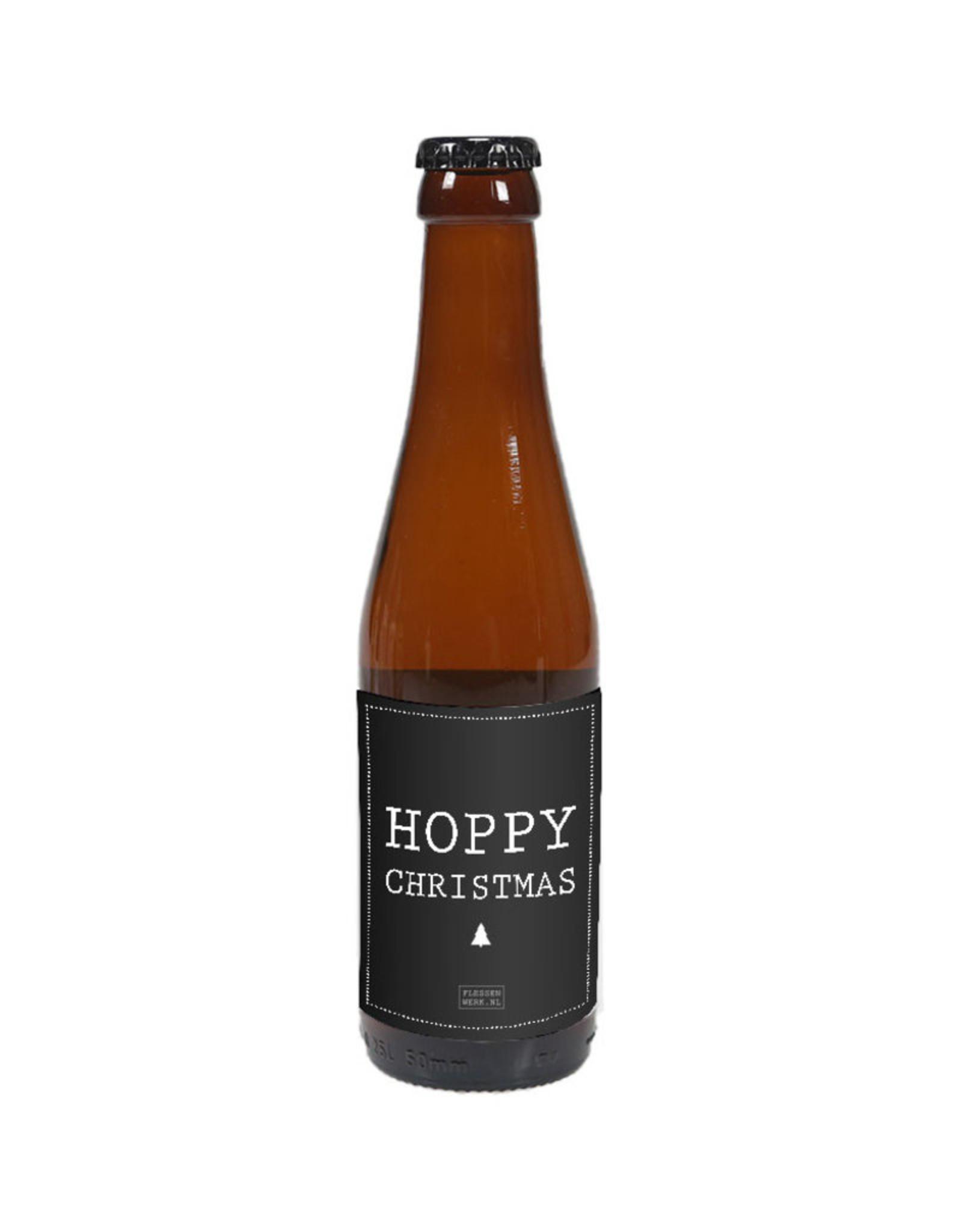 Hoppy Christmas Bier