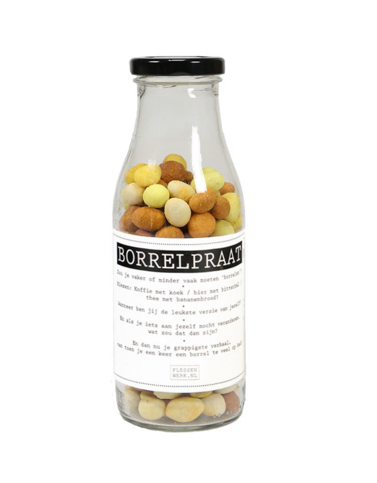 Borrelpraat - borrelnoten