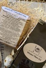 Bedanktpakket Koffie en thee winter