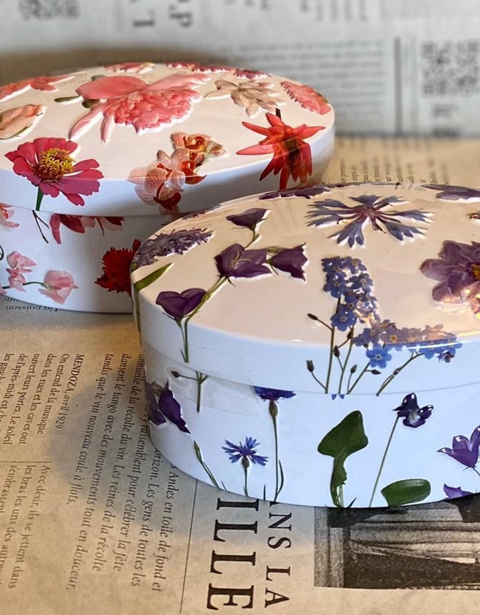 Gardiners fudge Wild flower tin vanilla fudge