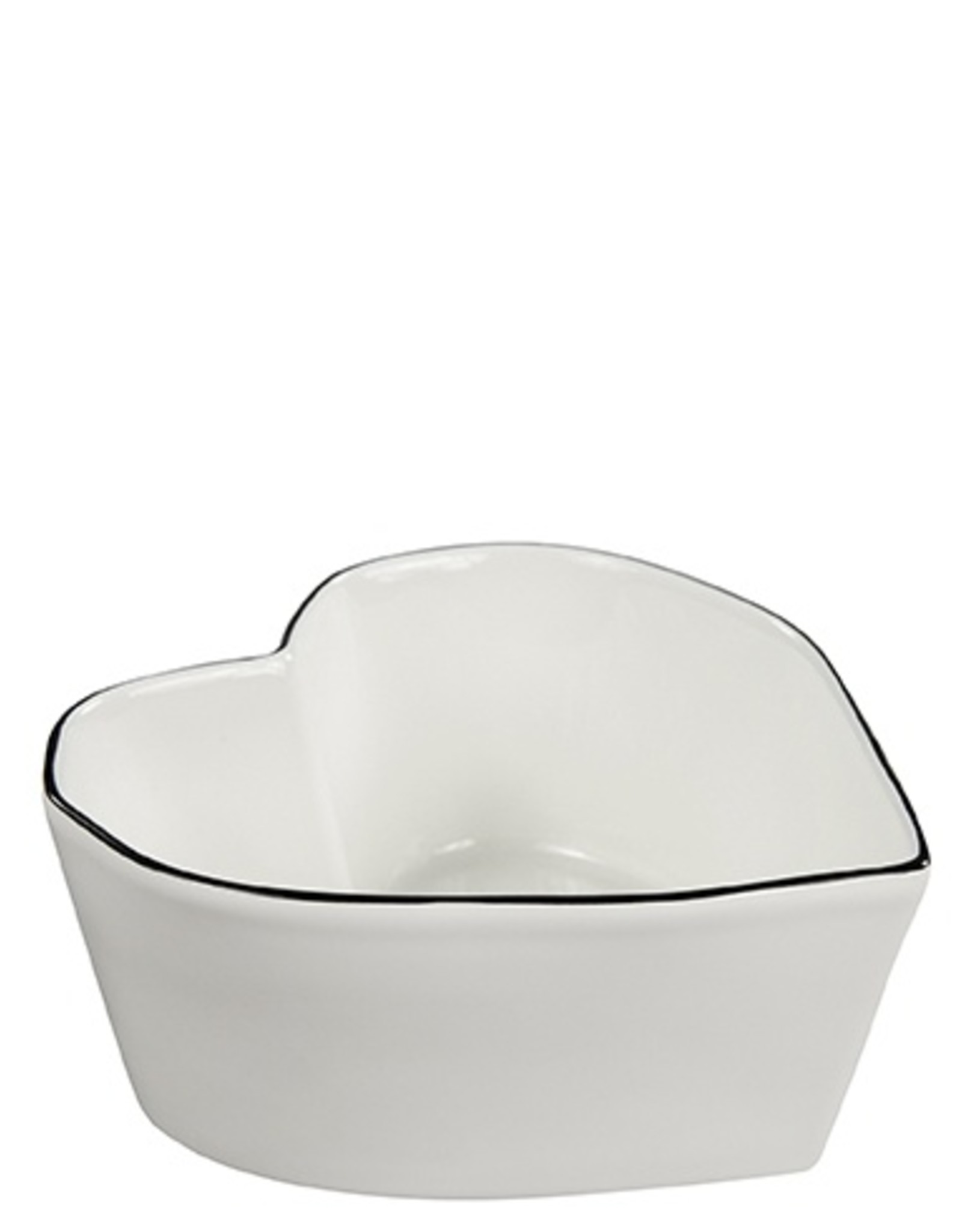Bastion Collections Heart shape bowl large