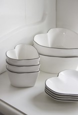 Bastion Collections Heart shape bowl small
