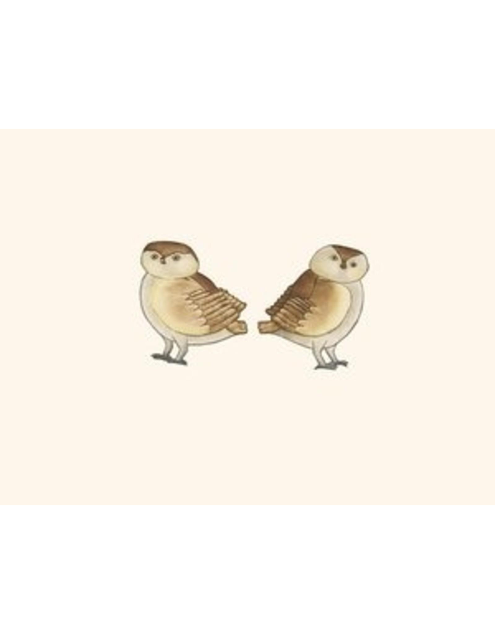 Cape Dorset Owlettes