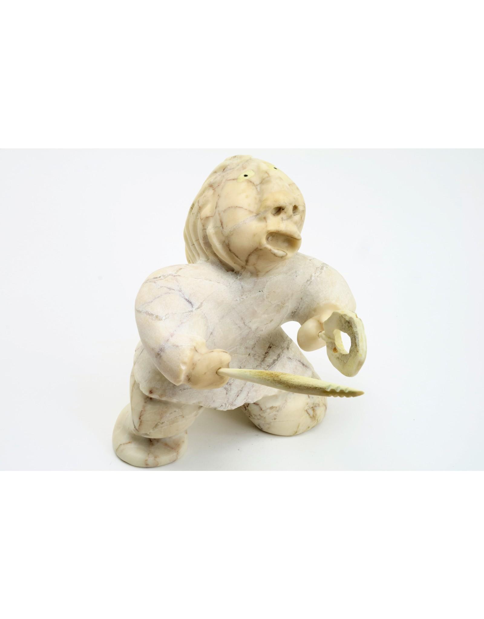 Gjoa Haven Drum Dancer