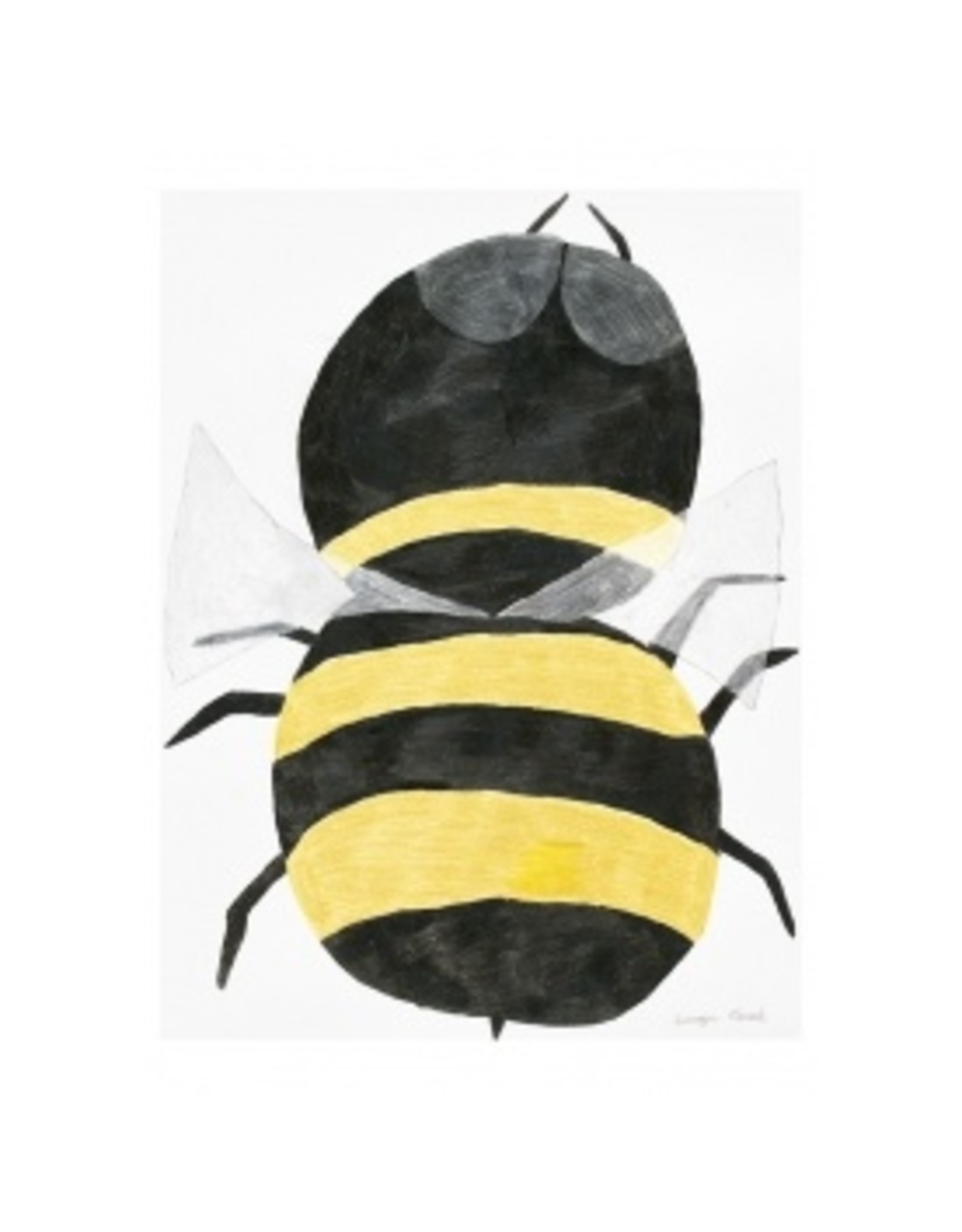 Cape Dorset Composition ( Bumble Bee )