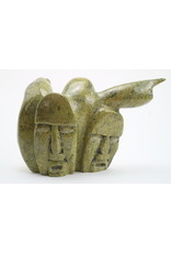 Cape Dorset Composition-Peter