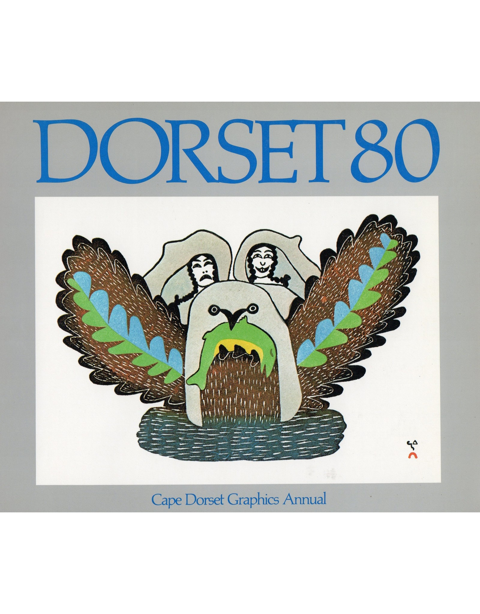 Cape Dorset Joyous at the Hunt