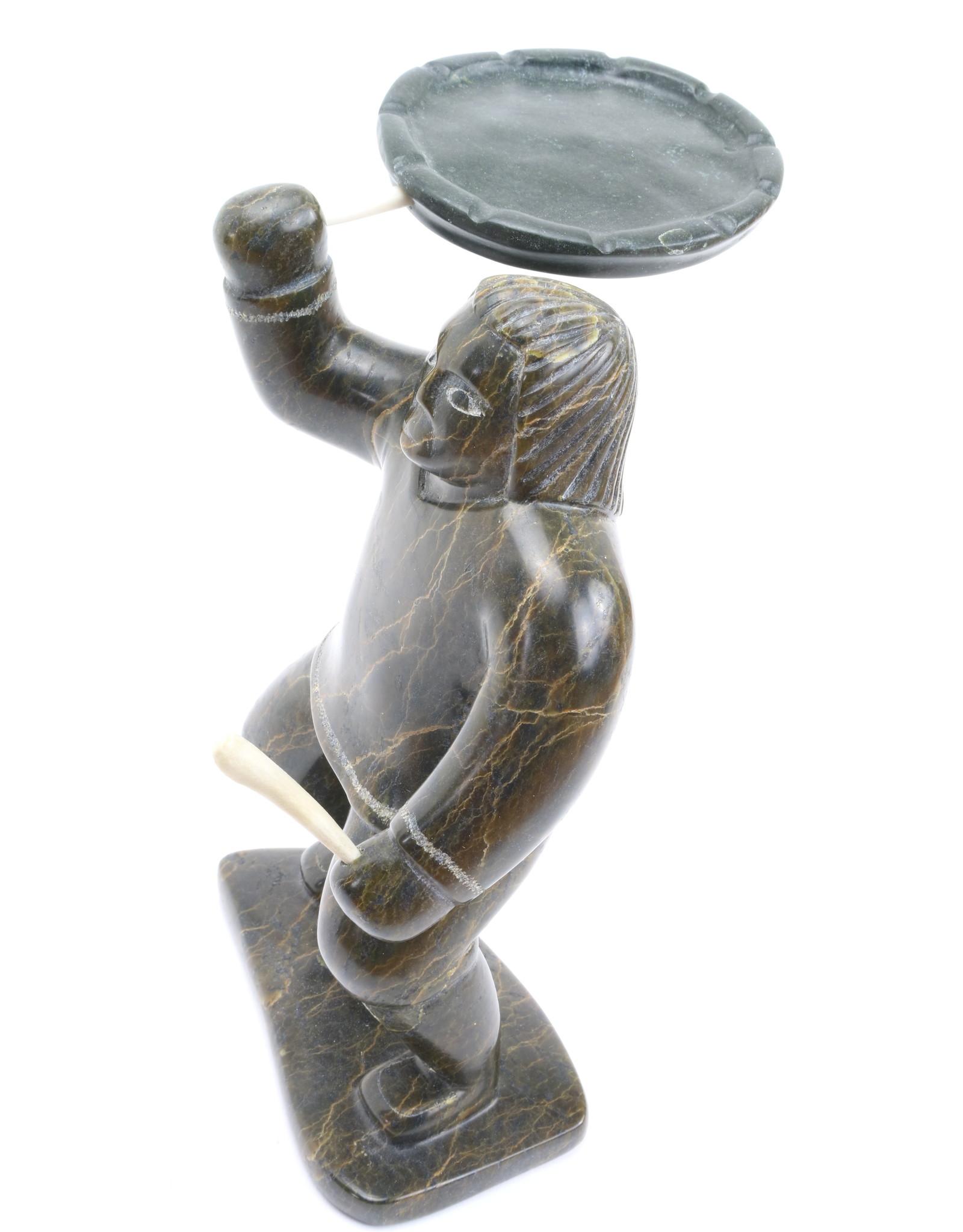 Iqaluit Drumdancer-Oshutsiaq