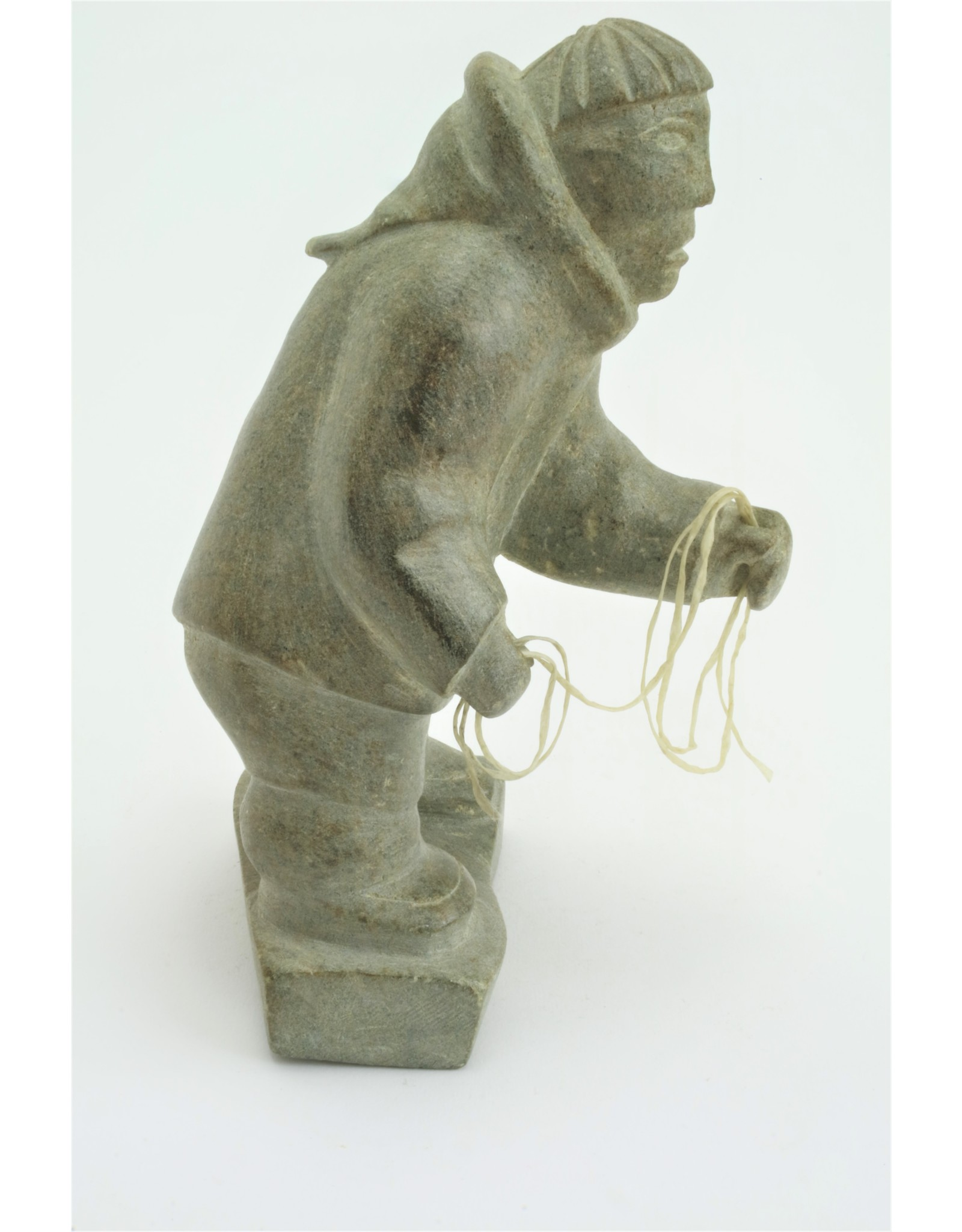 Man with rope