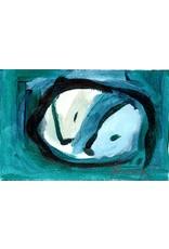Qaqortoq Polar Bears-Oil painting