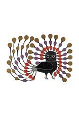 Cape Dorset Art Card: Illustrious Owl