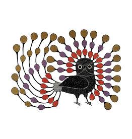 Cape Dorset Illustrious Owl