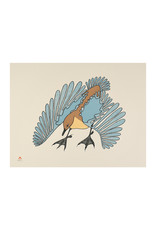 Cape Dorset Art Card: Bird of the Ice Floe