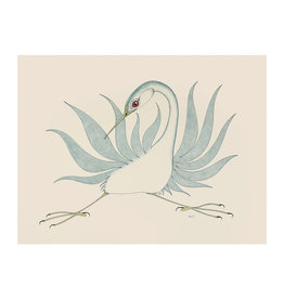 Cape Dorset Untitled (Crane)