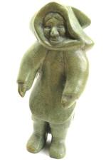 Cape Dorset Woman -Mikkigak