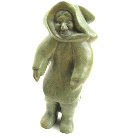 Cape Dorset Woman -Mikkigak