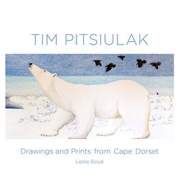 Cape Dorset Tim Pitsiulak - book
