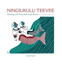 Cape Dorset Ningiukulu Teevee - book
