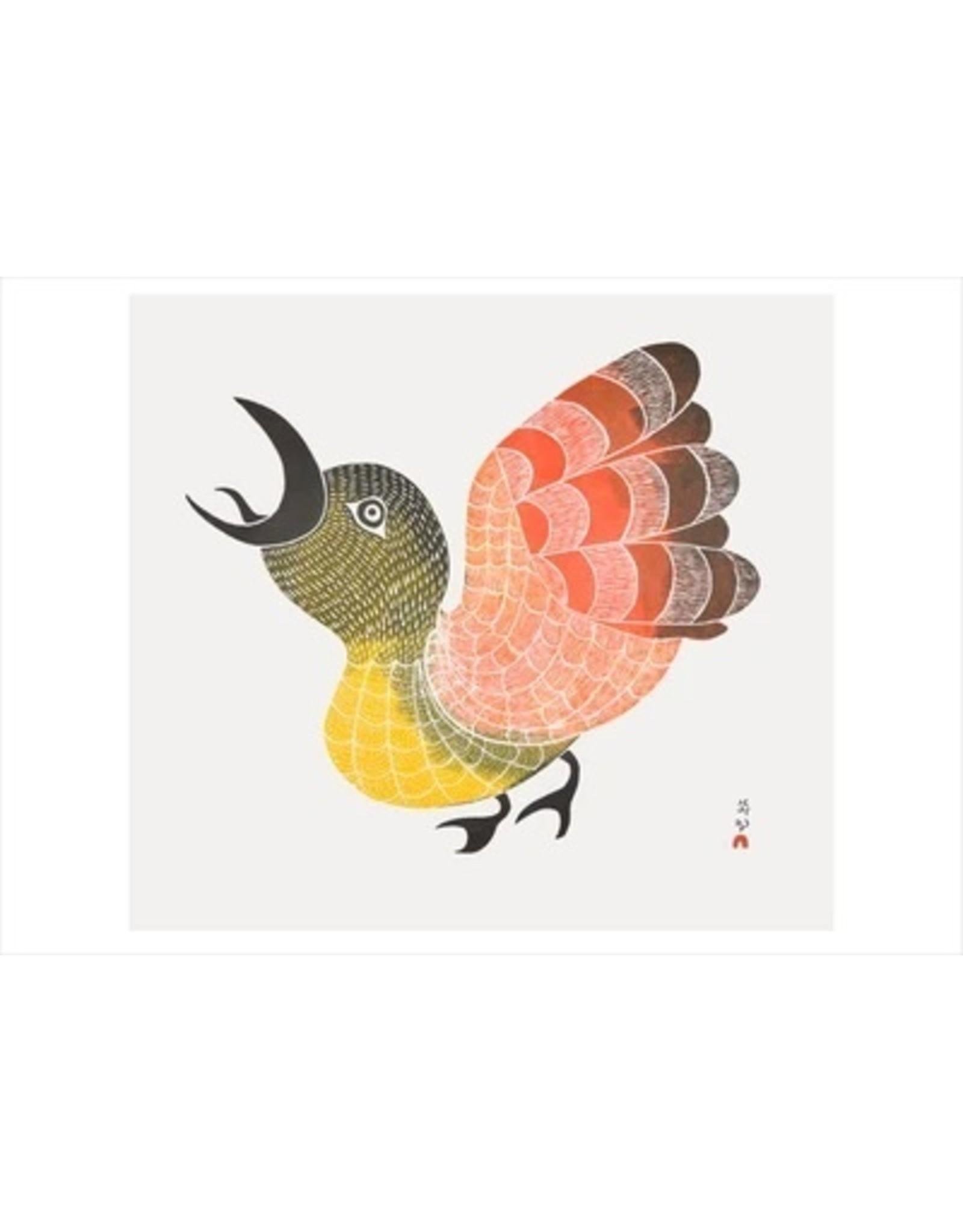 Cape Dorset Bird of Sago