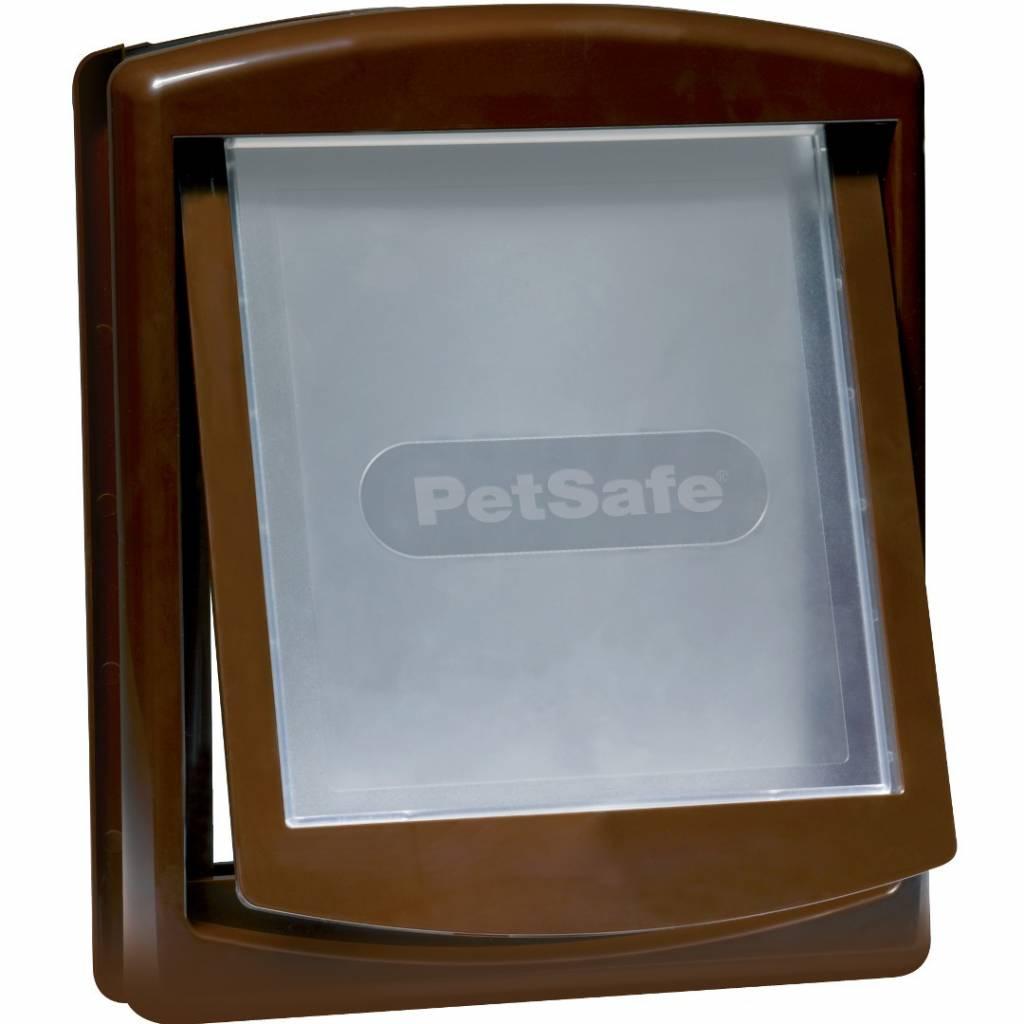 Petsafe Staywell 755 huisdierluik bruin Medium