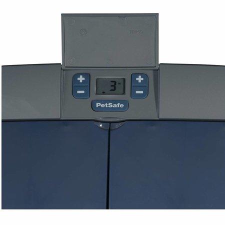 Petsafe Digitale voederautomaat voor 2 maaltijden Nieuw!