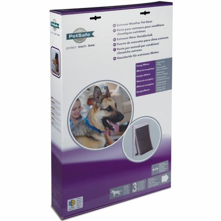 Petsafe Extreme Weather Pet Door - L