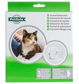 Petsafe staywell Deluxe Tunnelstuk 310 wit