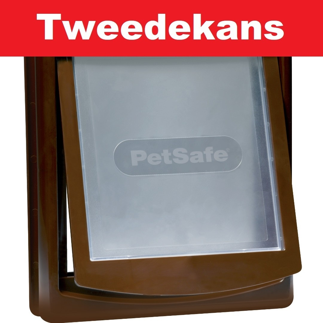 Petsafe Tweedekans - Hondenluik Medium 755