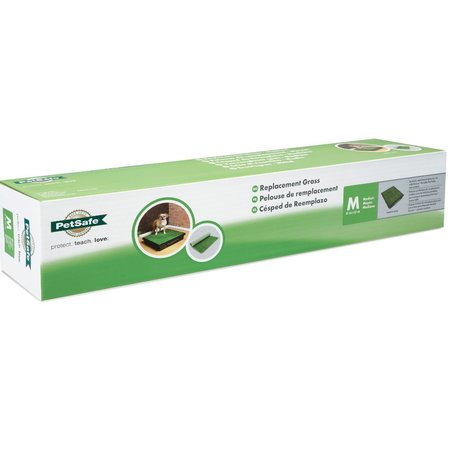 Petsafe Pet Loo hondentoilet - Grasmat Medium